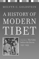 A History of Modern Tibet, volume 2The Calm before the Storm: 1951-1955$