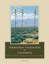 Terrestrial Vegetation of California, 3rd Edition$